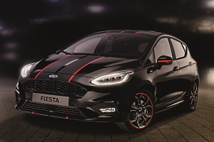 Ford Fiesta ST-Line Black