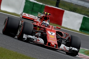 GP Japan - Qualifying - Kimi Räikkönen