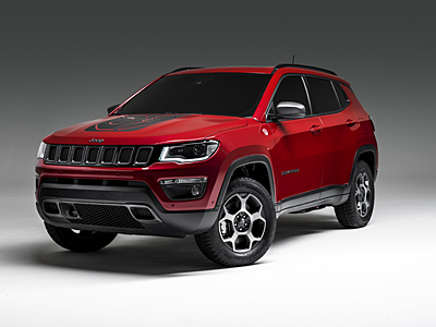 Jeep Compass Plug-in-Hybrid