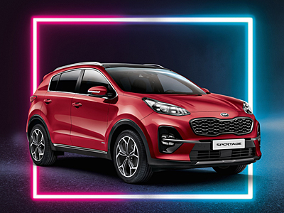 Kia Sportage als Dream-Team-Sondermodell