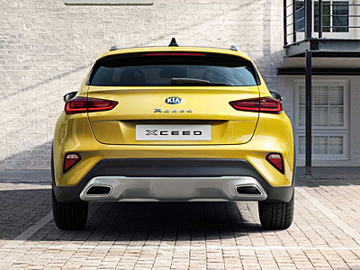 Kia XCeed ab 21. September 2019 im Handel