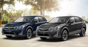 Subaru XV Limited Edition
