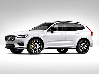 Volvo XC60 Plug-in Polestar Engineered